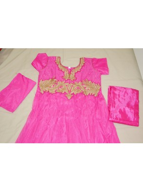 http://mahicollections.com/5155-thickbox/dark-pink-chudidar-with-gold-border-kc-08.jpg