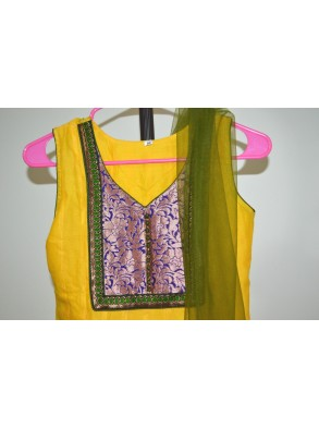 http://mahicollections.com/5847-thickbox/kids-mango-yellow-chanderi-cotton-chudidar-ss1-22.jpg