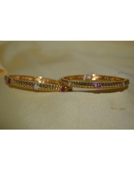 Antique Bangles - S26 - 7A