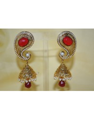 Designer Earrings - S12 - 75