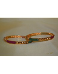 Antique Bangles - S28 - 19